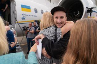 Бывший пленник Кремля Кольченко рассказал, чем планирует заняться после освобождения