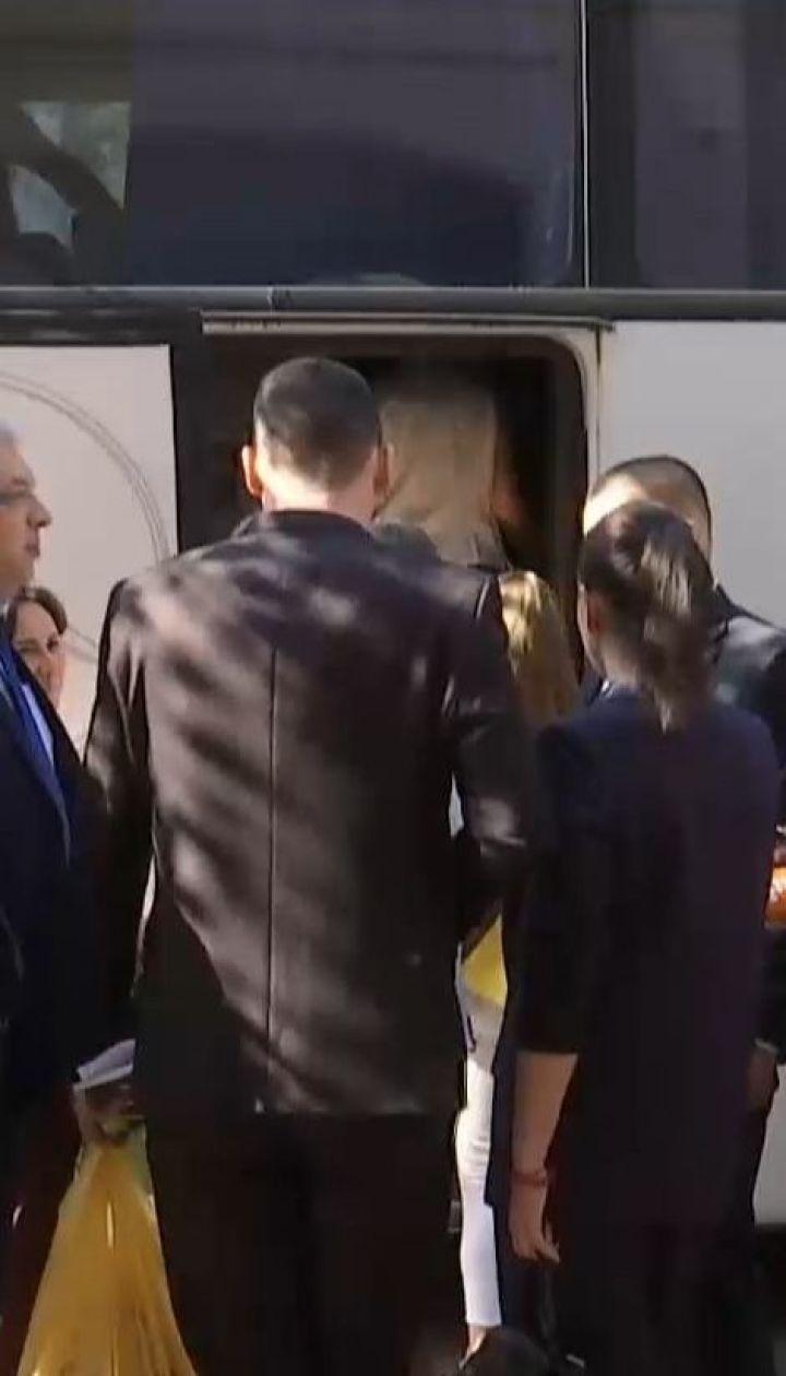 Как родственники пленных украинцев готовились к их возвращению