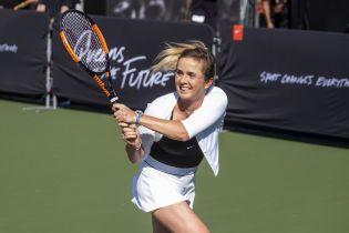 Свитолина после успешного US Open выступит на новом турнире в Китае