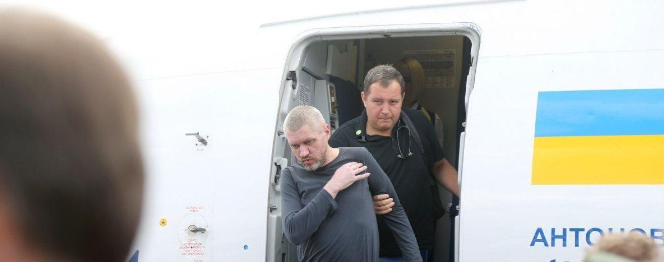Освобожденный политзаключенный Клых не находится в реанимации - Денисова