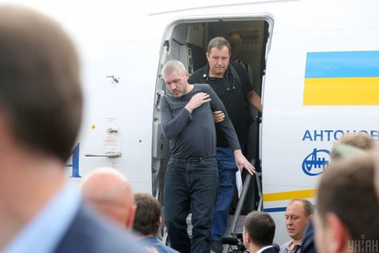 Звільнений політв'язень Клих не перебуває у реанімації - Денісова