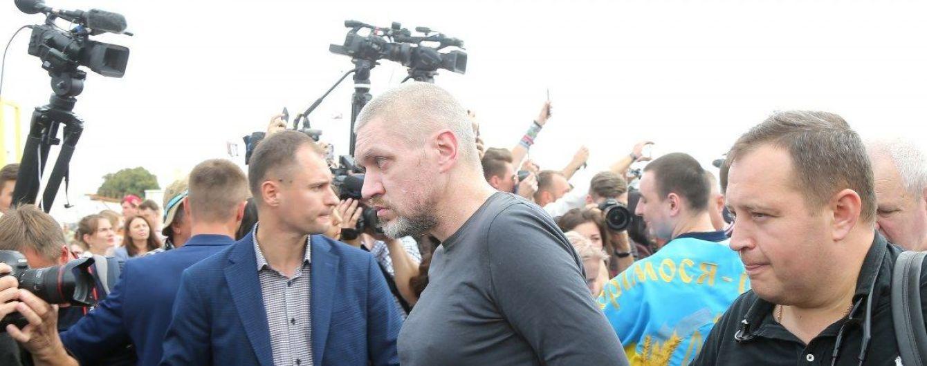 Освобожденный из плена РФ Клых в плохом состоянии, его отвезли в реанимацию