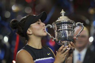 19-летняя канадка сенсационно победила Серену Уильямс и стала триумфаторкой US Open