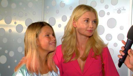 Телеведущая Лида Таран рассказала, как сама покрасила 12-летней дочери волосы