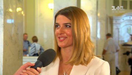 Невістка Оксани Білозір розповіла, чому родичі противились її депутатській кар'єрі