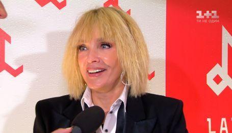 Лайма Вайкуле рассказала, как готовилась к 5-й годовщине фестиваля Рандеву