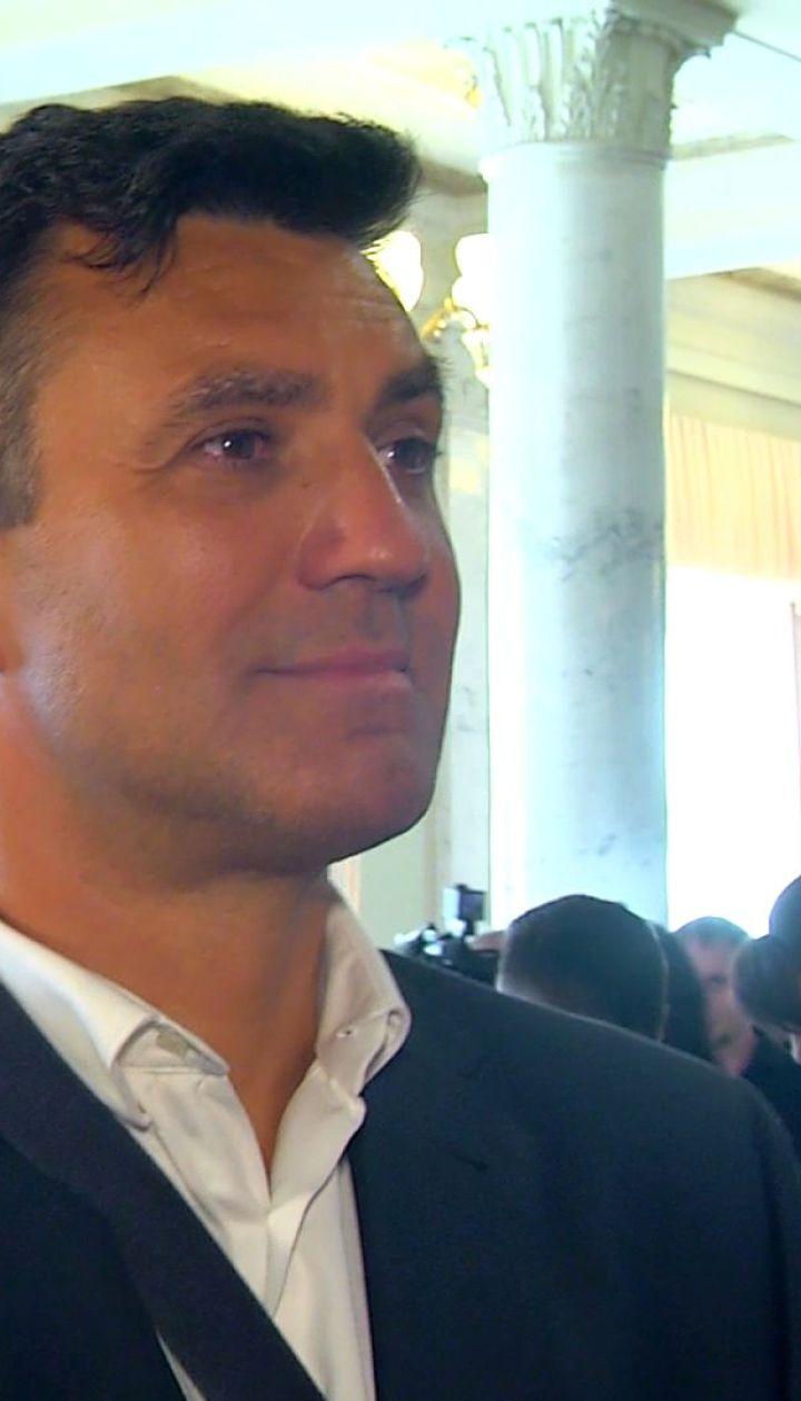 Николай Тищенко рассказал, как провел ревизию в столовой Верховной Рады