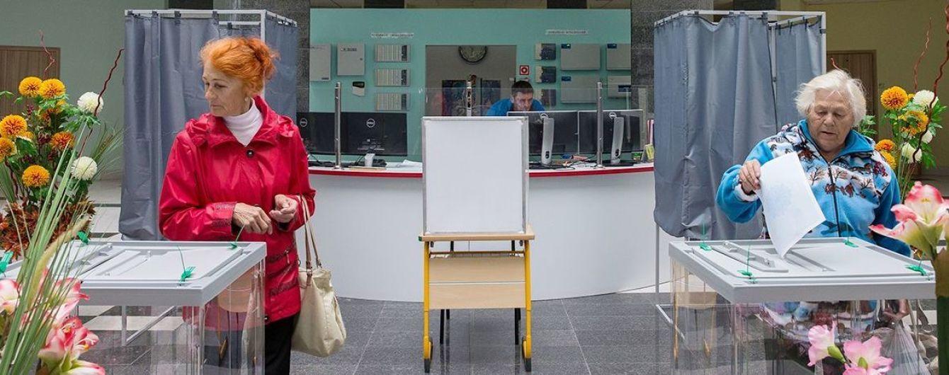 """В России начались выборы в регионах: в оккупированном Крыму выбирают """"парламент"""" и """"местную власть"""""""