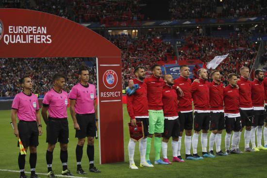 Дичь дня. Диктор матча Франция – Албания включил гимн Андорры, а потом извинился перед командой Армении