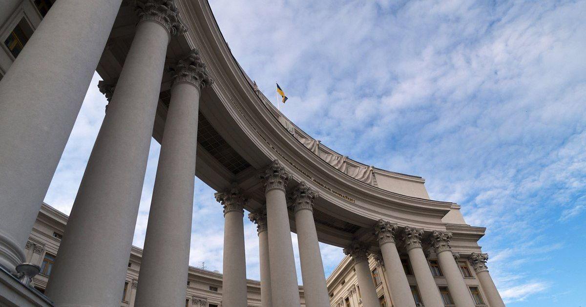"""МЗС назвало """"страусячою поведінкою"""" повернення Росією ноти протесту через парад у Криму"""