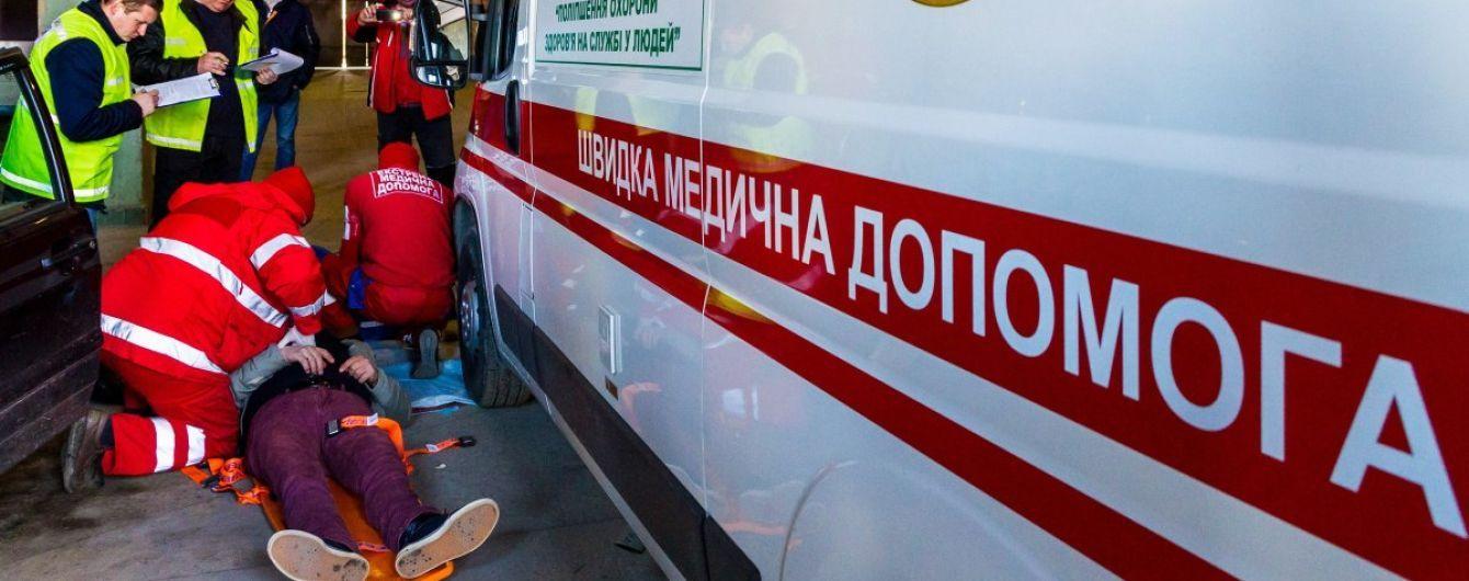 В Одессе мужчина совершил нападение на продавца шаурмы