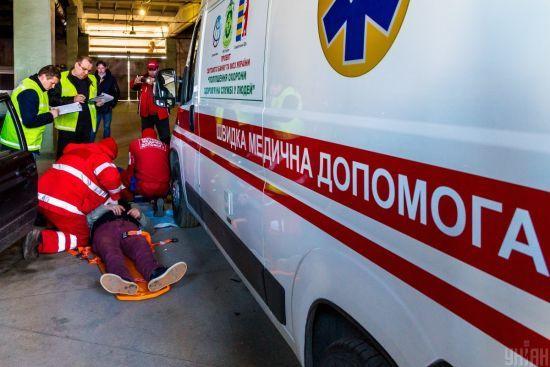На Одещині переповнена маршрутка врізалась у вантажівку. Загинули щонайменше 9 людей