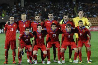 """Дубль ексфутболіста """"Шахтаря"""" допоміг Вірменії здобути несподівану перемогу у відборі до Євро-2020"""
