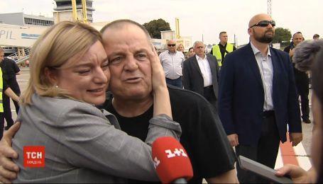 Наши дома - как Украина встречала своих граждан из вражеского плена