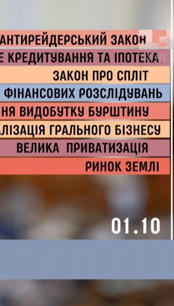 Государство в смартфоне, борьба с коррупцией и экономическое чудо - приоритеты Украины на пути к изменениям