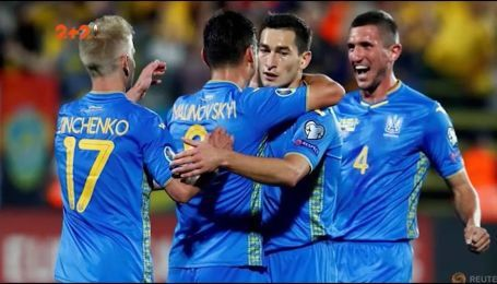 Путевка на Евро 2020: сборная Украины уверенно победила команду Литвы в Вильнюсе
