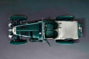 Bentley отстроит культовую модель по технологии прошлого века