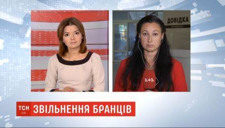 В больнице Феофании рассказали о состоянии восьми освобожденных украинцев