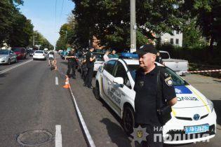 У Житомирі невідомі напали на поліцейських