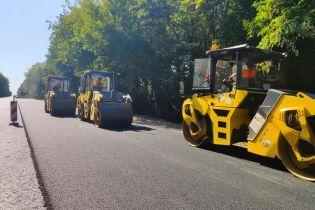 Масштабный ремонт международного шоссе Житомир - Могилев-Подольский показали на фото