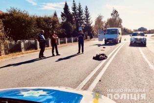 На Ивано-Франковщине депутат сбил насмерть пенсионера на пешеходном переходе