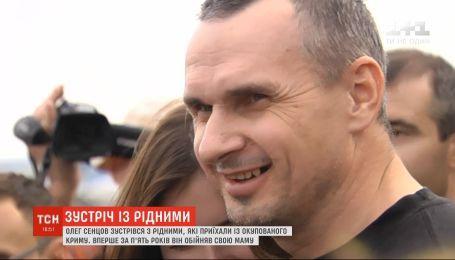 Олег Сенцов анонсировал проведение пресс-конференции в ближайшие дни