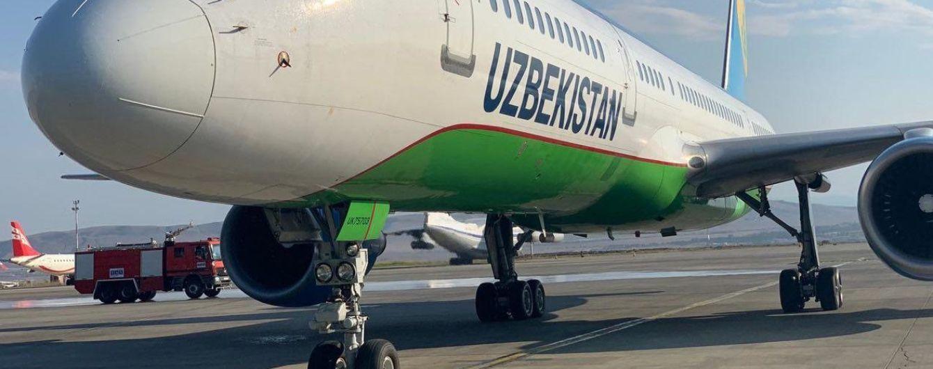 Авіакомпанія Uzbekistan Airways віджовтня запускає прямі рейси за маршрутом Ташкент - Київ