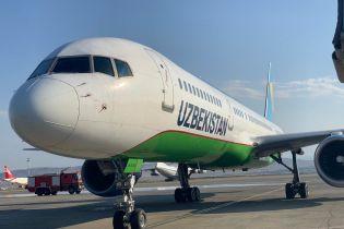Авиакомпания Uzbekistan Airways с октября запускает прямые рейсы по маршруту Ташкент - Киев