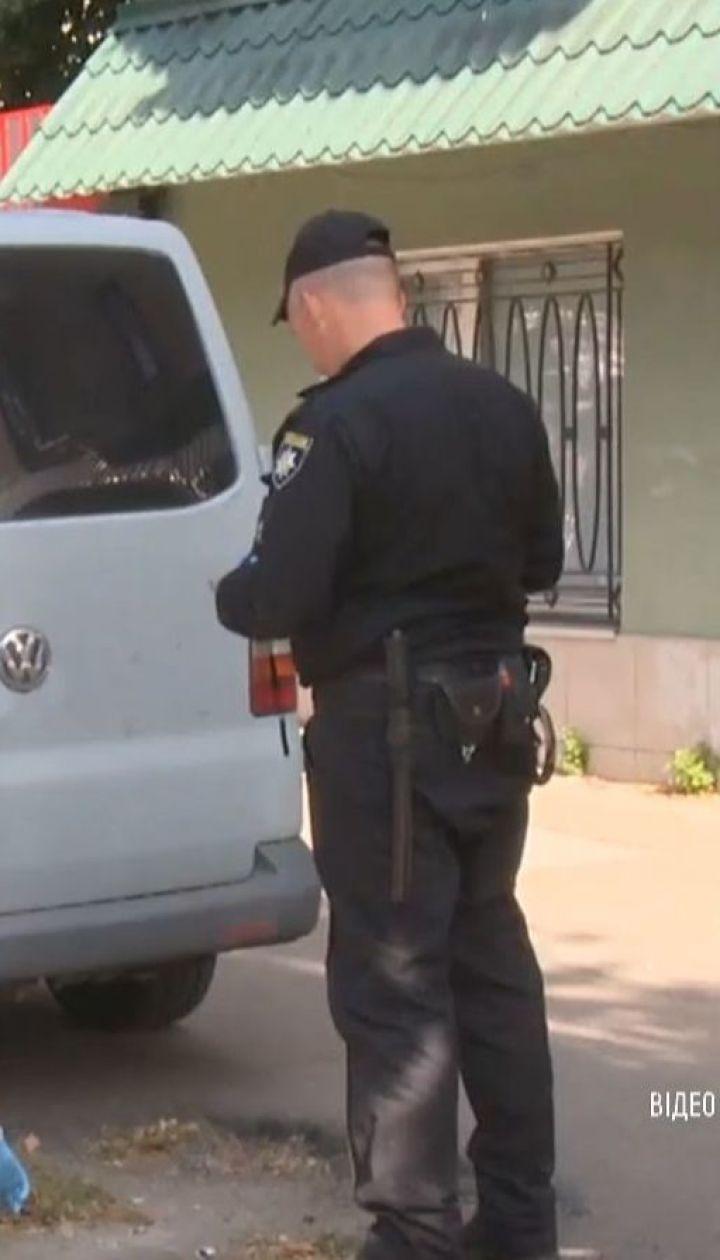На авто інкасаторів напали невідомі в Житомирі - поліція оголосила план перехоплення