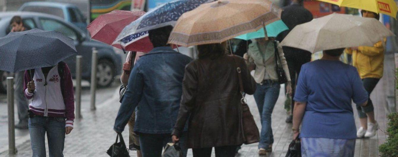 Синоптики предупреждают о существенном похолодании и дожде