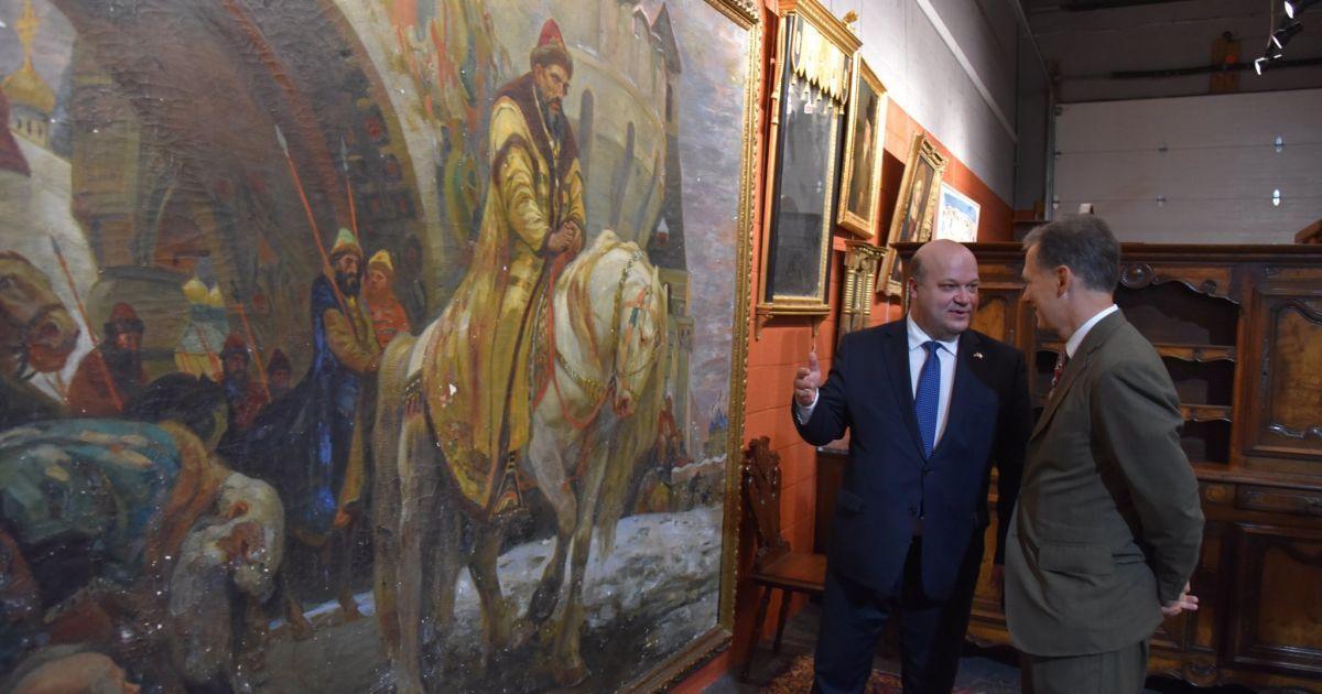 @ Посольство України в США