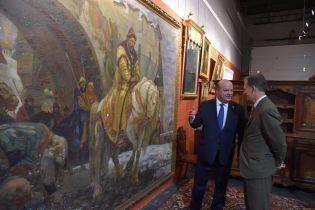 Из США в Украину вернут картину, которая была похищена еще во времена Второй мировой войны