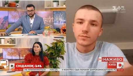Самый молодой пленник Кремля Артур Панов рассказал о ближайших планах