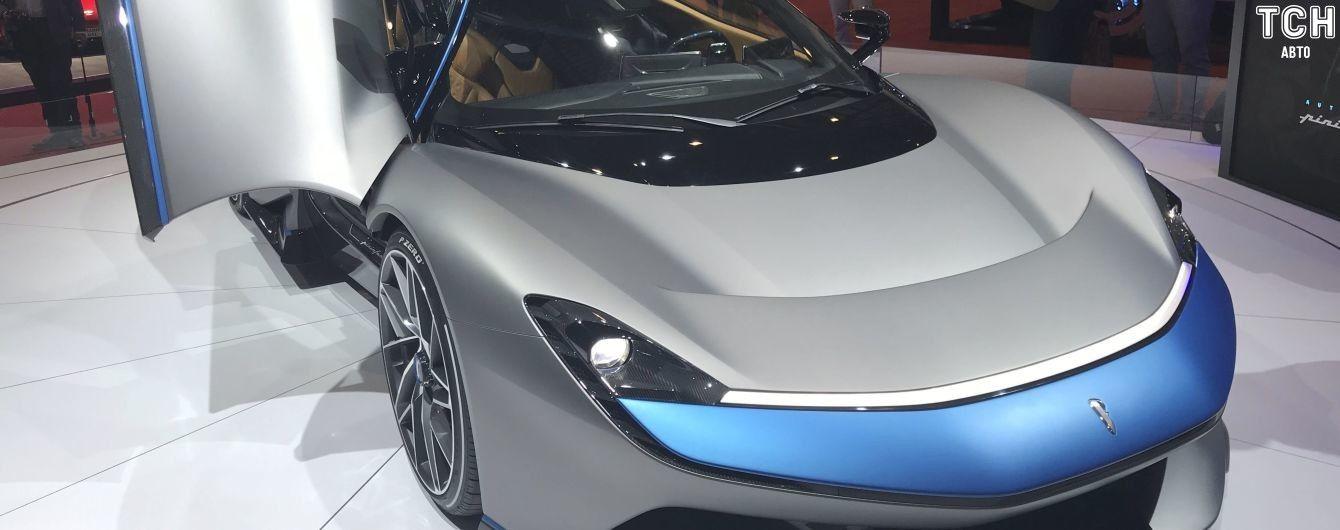 Bosch возьмется за электрические гиперкары Pininfarina