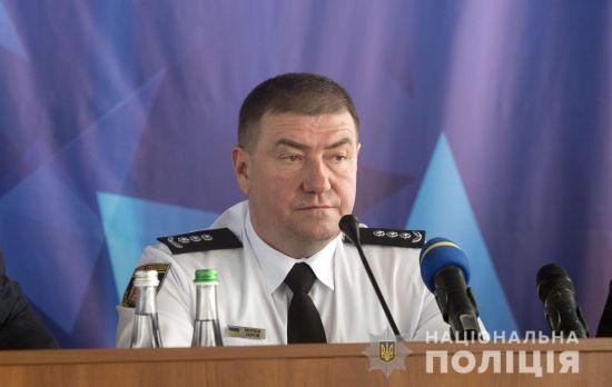 Поліція Житомирщини отримала нового керівника