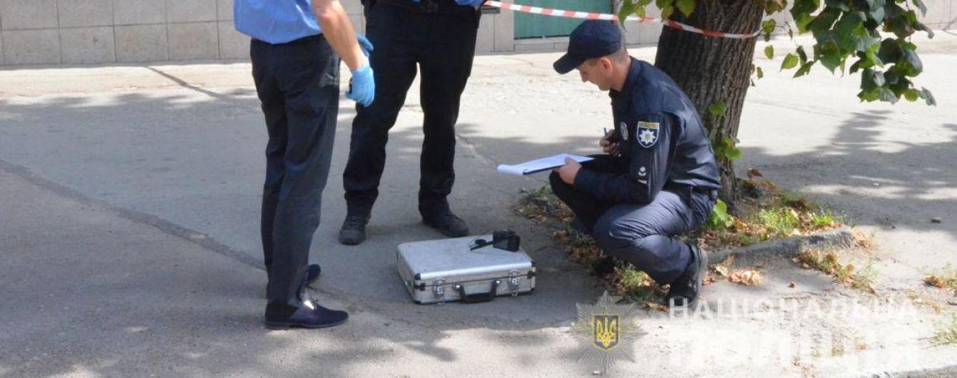 Полиция задержала одного из нападавших на инкассаторов, которые ранили милиционера