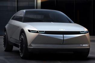 Hyundai показала электрический фастбэк будущего