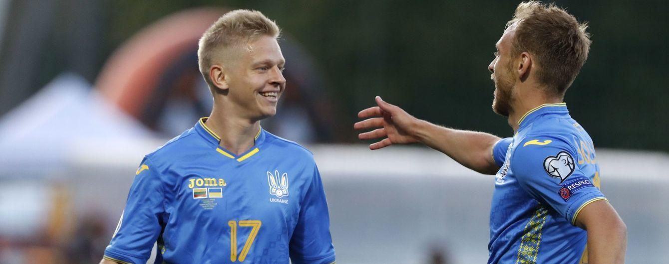 Букмекеры назвали фаворита товарищеского матча Украина - Нигерия