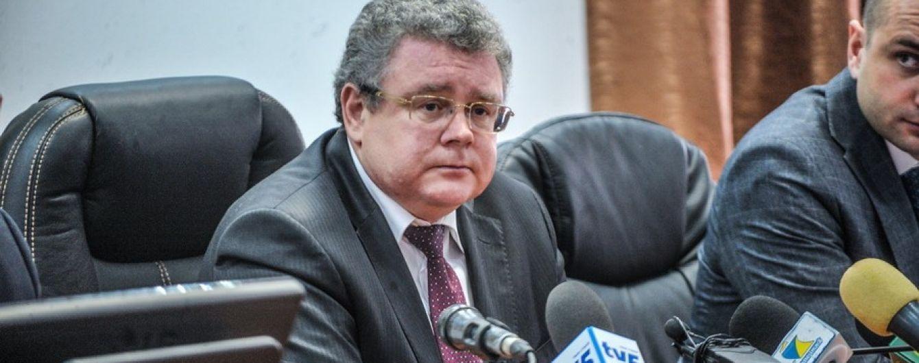 Рябошапка уволил прокурора Запорожской области