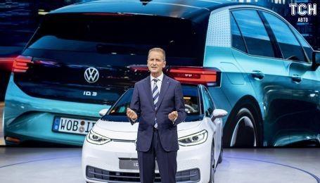Глава Volkswagen дал оценку работе Tesla