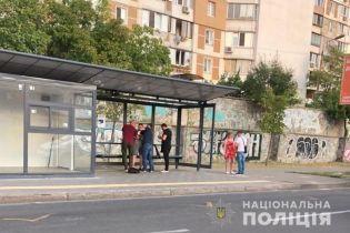 В Киеве на Оболони произошла резня из-за просьбы не мусорить