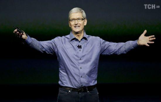 Apple презентує нові моделі iPhone та інші гаджети. Текстова онлайн-трансляція