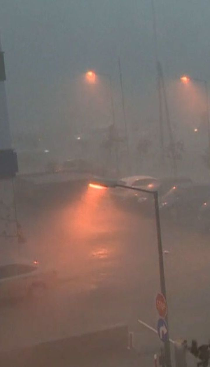 Мощные ливни и ураганы: Европу накрыл холодный фронт