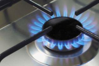 Украина увеличила импорт газа на 44%