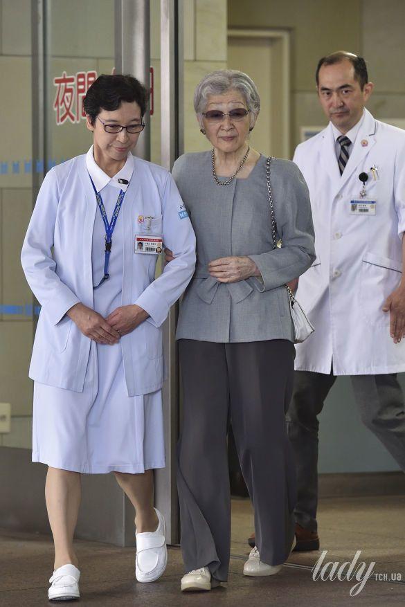 Почетная императрица Японии Митико_1