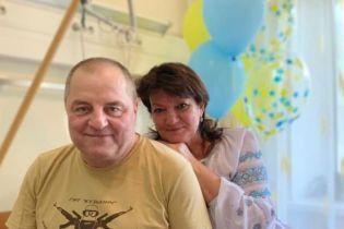 Бекіров після операції на серці опритомнів, але ще в реанімації