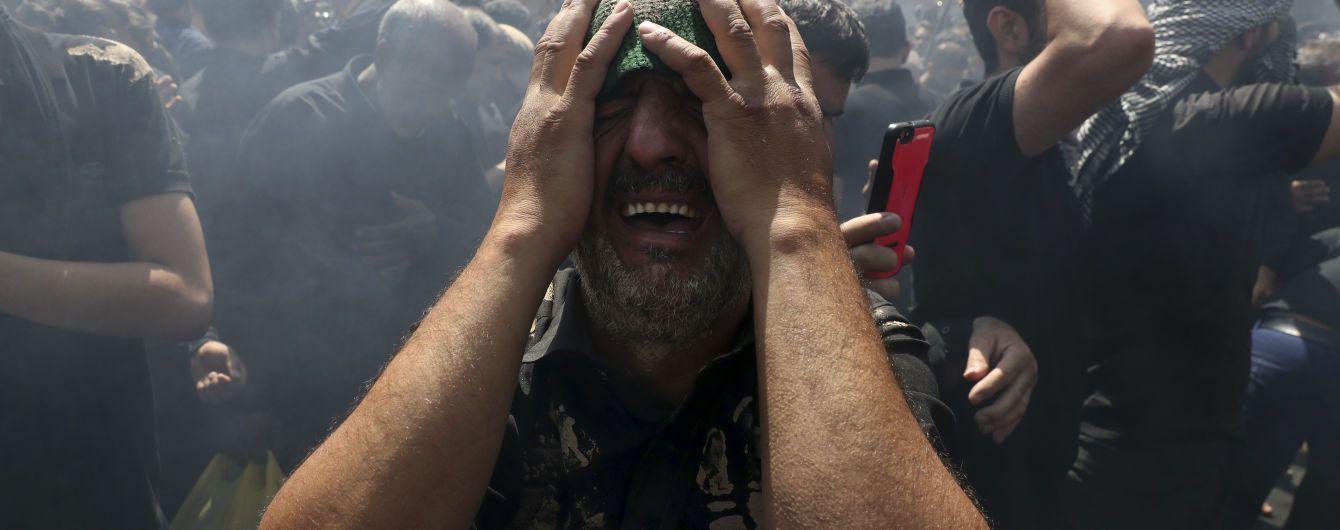 Протестующих в Багдаде расстреляли снайперы: минимум 4 погибших