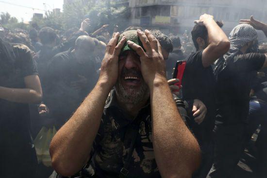Протестувальників у Багдаді розстріляли снайпери: щонайменше 4 загиблих