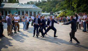 Охоронці президента України стали найкращими серед колег на чемпіонаті світу
