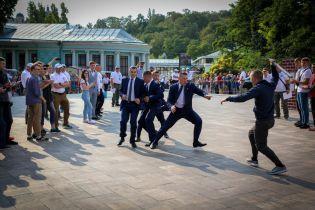 Охранники президента Украины стали лучшими среди коллег на чемпионате мира